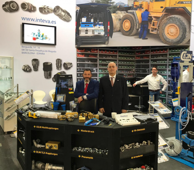 BAUMA MUNICH 08 - 14 Abril, 2019